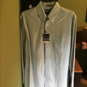 NWT Men's Long Sleeve Oxford Shirt